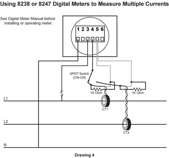 Switching Inputs To Digital Meters Part Ii