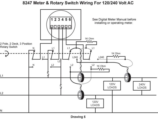 20490 switching inputs to digital meters part ii blue sea systems 120v motor wiring diagram at alyssarenee.co