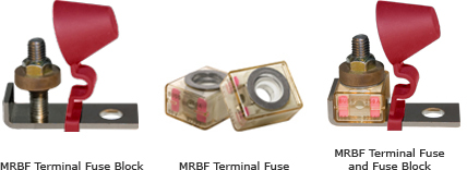 Cautions When Using 2007 2008 Mrbf Terminal Fuse Blue