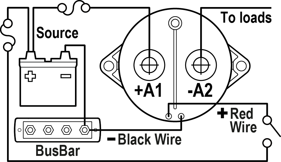 9012 wire diagram l solenoid 12 24v dc 250a blue sea systems sae j1171 marine starter wiring diagram at soozxer.org