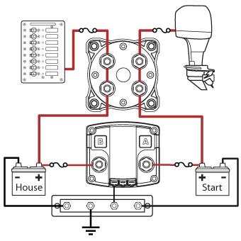 271905734960 on boat dual battery wiring diagram
